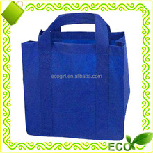 recycled non woven pp handbag and eco friendly hand bags