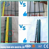 Factory direct welded fence airport protecting fence