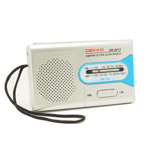 Cheap Micro AM FM Radio Receiver With High Sensitivity