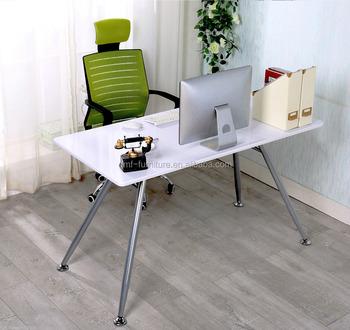 Luxury European Tall Home Executive Study Office Workstation Desk