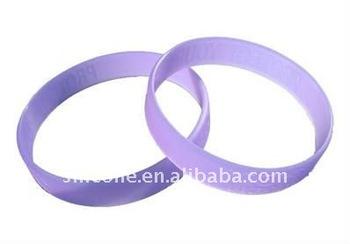 Uv Color Changing Sunshine Bracelet Silicone Wristband