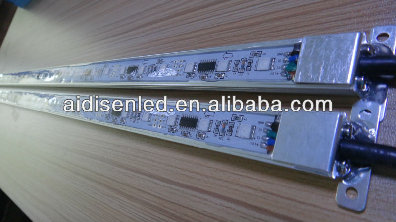 1 meter 5050SMD led strip light, DMX rgb led light bar