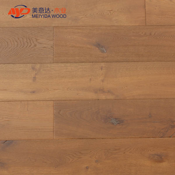 High quality machine grade engineered timber flooring oak