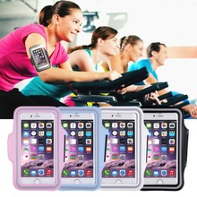 water proof sport Running Arm Band mobile phone Case For iphone 7 6 8 retail packaging