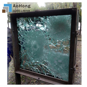 high quality 20mm 28mm 40mm Bulletproof Glass Price