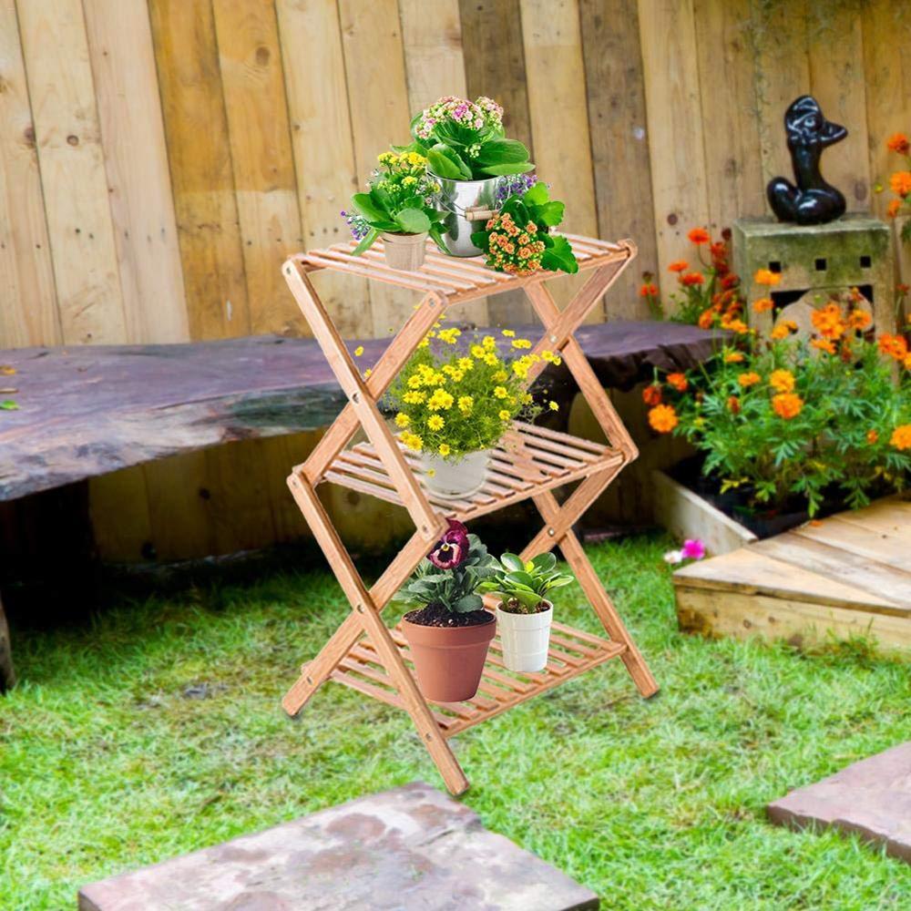 Bamboo-display-rack-shelves-for-garden-3