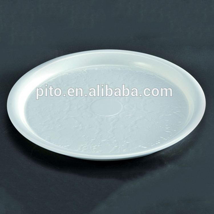 porcelain producer flower pattern white round dishes plate