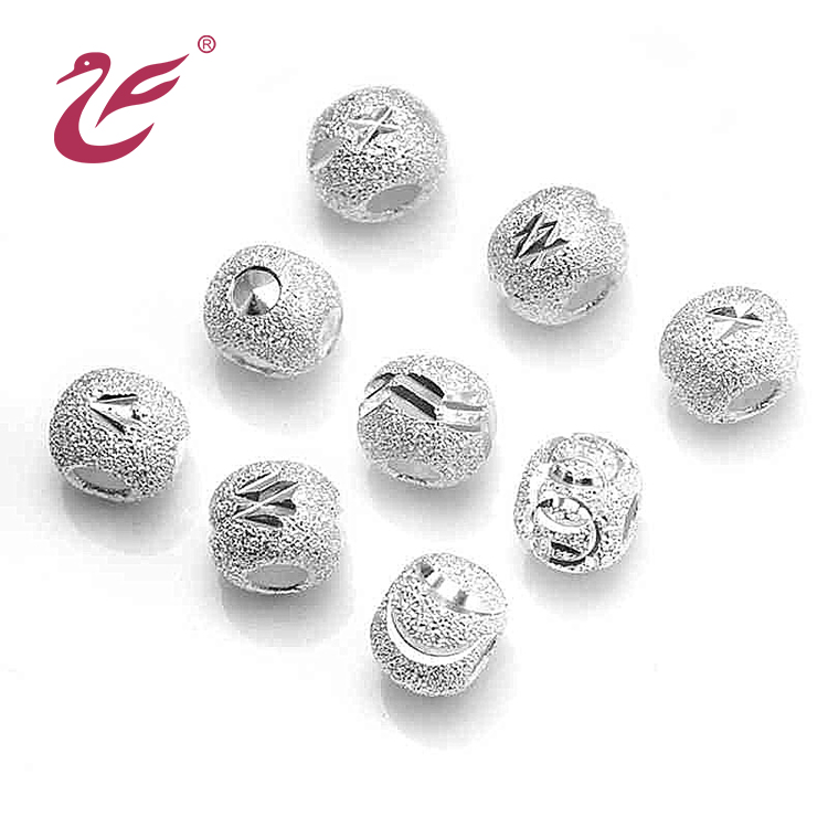 High quality charm bead for pearl bracelet