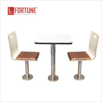Best Ing Durable Dining Table Chairs For Kfc Macdonald Modern Set Furniture