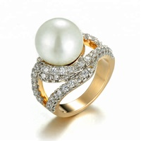pearl ring designs cultured pearl ring gold ring design for couples