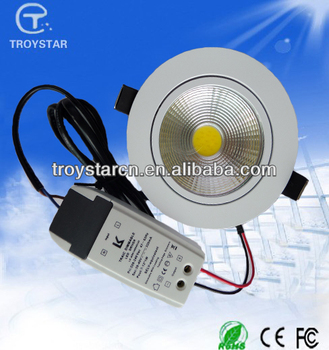 7w Rectangular Pin Light Housing Up Cob Led Fire Rated Downlights ...