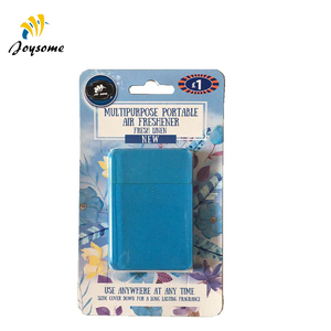 PVC easy carry air freshener aroma