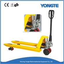 China best quality 2 Ton hydraulic hand pallet truck, hydraulic pallet truck