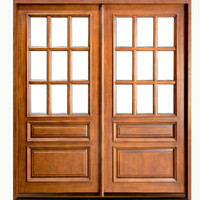 Wood door wood windows and door for sale