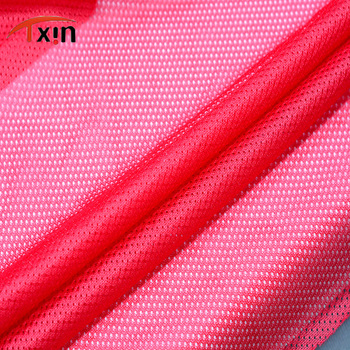 "60"" 80GSM shimmer knitted warp fabric sports linings fabric"