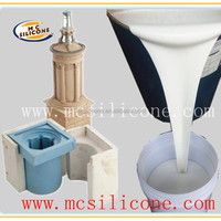 silicon RTV-2 liquid rubber silikon RTV