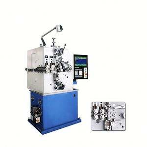 Chinese ADTECH GH-CNC428 roll pastry tension making machine spring coils