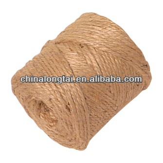 pp cable filler yarn/polyester sewing thread/packing rope/hay baler twine
