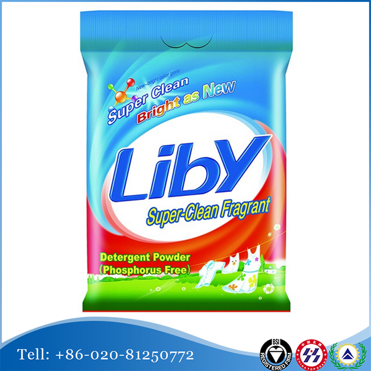 35g Detergent Powder Hot Sale In Usa Market