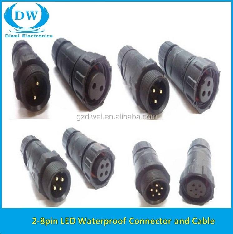 Electrical Terminal Led Outdoor Lighting Ip68 Waterproof Connector ...