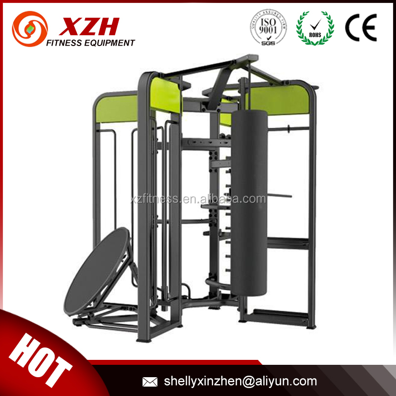 2017 hot sale new design / synergy 360 crossfit machine / multi station / gym / fitness equipment