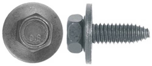 "(25) 5/16-18 x 1"" Body Bolts 1/2"" Hex 7/8"" Washer"