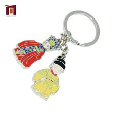 Low Price Wholesale Lover Keychain
