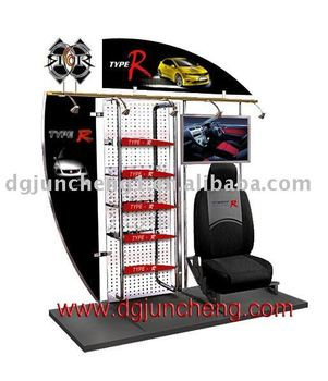 High Quality Customized Modern Car Accessories Display Rack - Buy ...