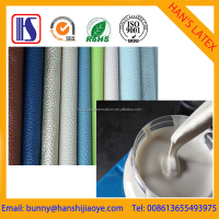 Han's SGS Water based polyurethane latex adhesive /white glue for leather