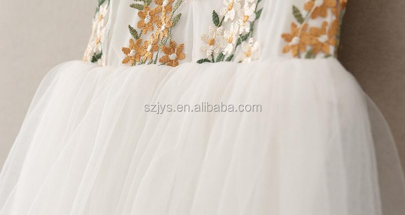 1d1da032dc30 Tutu Skirts Design Flower Girl White Tulle Dress Kids Girl Summer ...