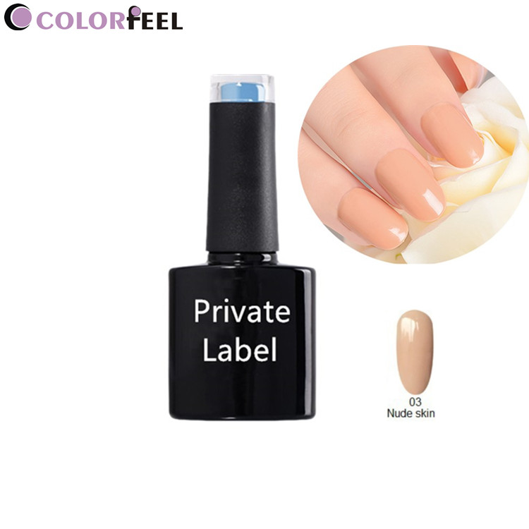OEM il vostro marchio trucco private label cosmetici soak off gel uv nail polish peel off gel polish matte nail polish