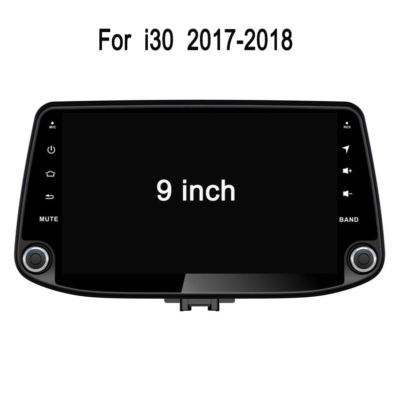 Android 7.1 FOR HYUNDAI i30 TAPE RECORDER DVD CAR DVD 2017 2018 HD 3G Wifi