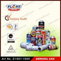 Empty Aerosol Tinplate & Aluminium Can