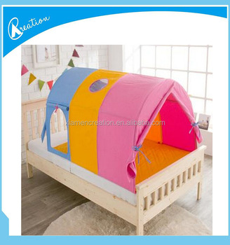 Kids bed tentQueen bed tentBed tunnel tent  sc 1 st  Alibaba : child tent bed - memphite.com