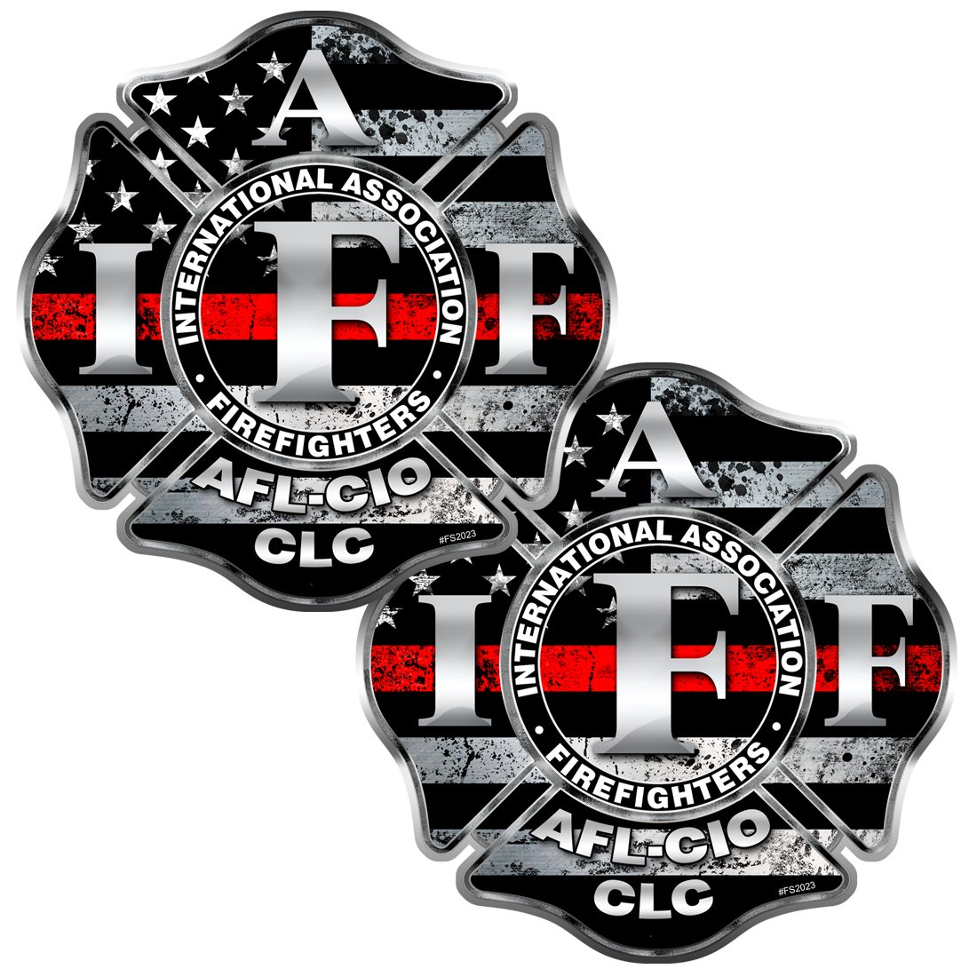 Graphics and More Personalized Custom 1 Line Firefighter Maltese Cross Fire Rescue Oval Tow Hitch Cover Trailer Plug Insert 2