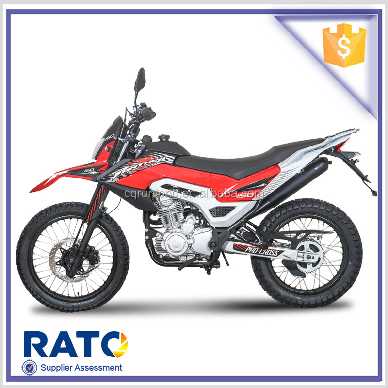 China factory supply best quality 150cc dirt bike