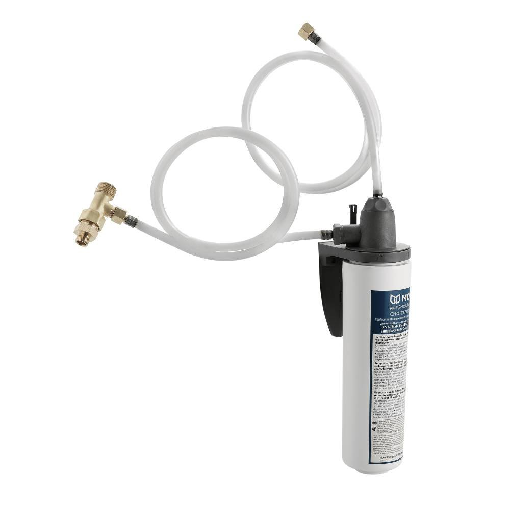 Chrome Moen 8553AC Mpower Sensor Operated Single Mount Above Deck Lavatory High Arc Ac Powered Non Mixing Faucet