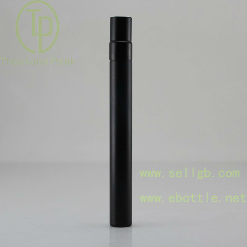 Aluminum Empty Refill Perfume Spray Atomizer Bottle