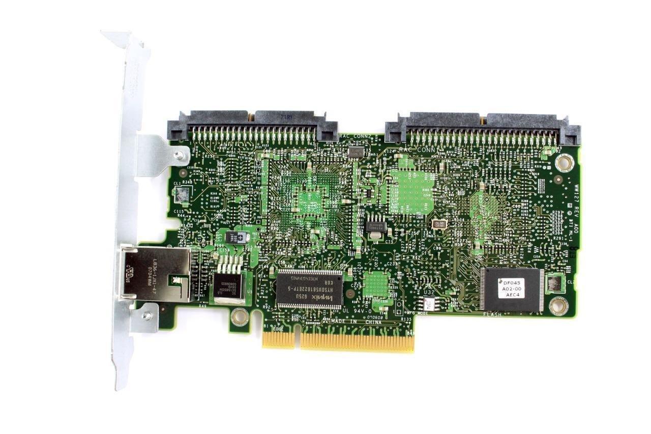 Dell Poweredge 6850 Server DRAC 4//p Remote Access Controller PCI w//Cable J8280