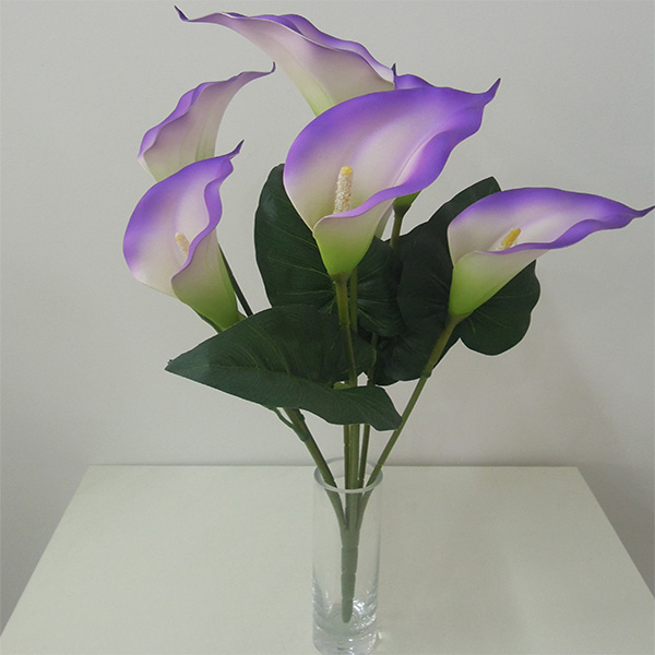 china cheap silk calla lilies wholesale