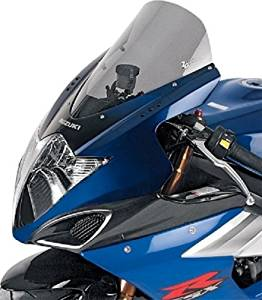 Zero Gravity Sport Touring Windscreen 2005 2006 Suzuki GSX-R1000 Smoke / 23-109M-02
