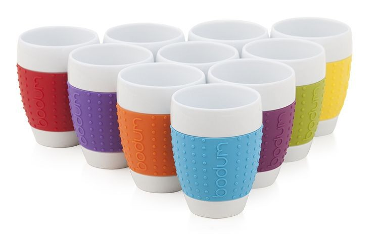 2015 Rubber Ceramic Coffee Tea Cup Tumbler Mug Silicon