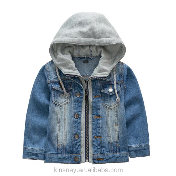 Kids Denim Jacket, Kids Denim Jacket Suppliers and Manufacturers ...