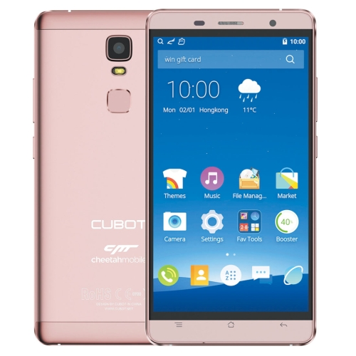 Big stock CUBOT mobile phone price list android CHEETAH 32GB, Network: 4G with fast delivery drop shipping
