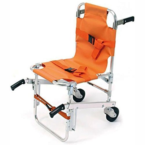 Get Quotations · LINE2design EMS Stair Chair - Ambulance Firefighter Evacuation Medical Lift Stair Chair with Quick Release Buckles