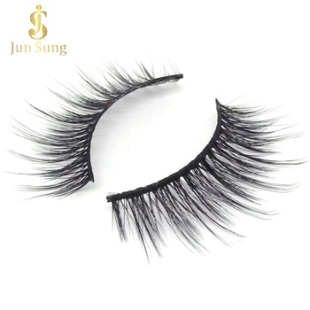China Manufacturers Wholesale Price False Private Label 3d Mink Eyelashes