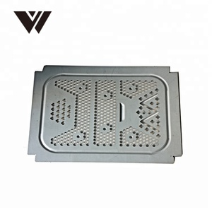 WELDON Professional CNC Cutting Service Custom Sheet Metal Fabrication High Quality Punching/Stamping/Perforated Parts