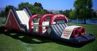 National Guard Super Mega Obstacle Course