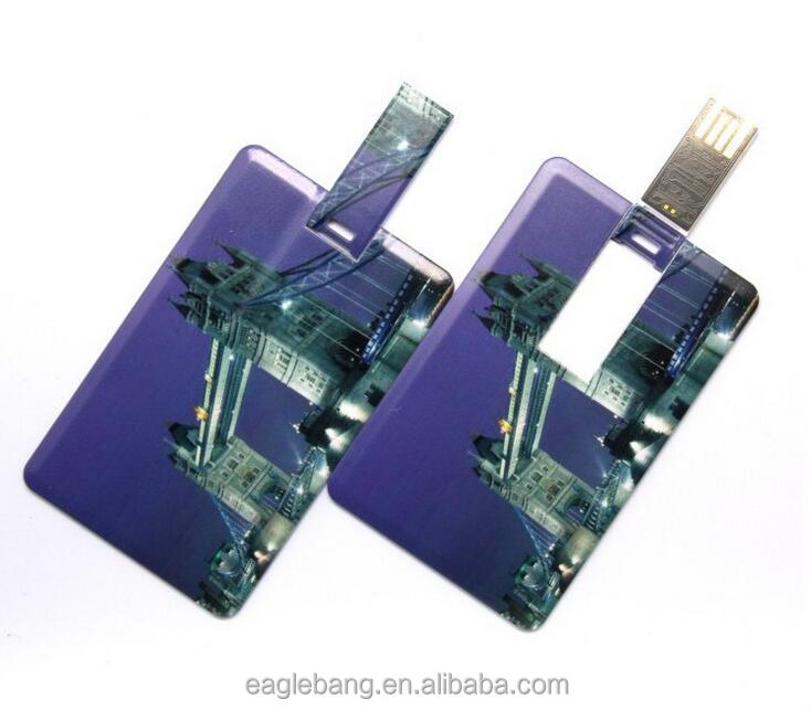 factory provide usb business card usb ,name card usb credit card for gifts