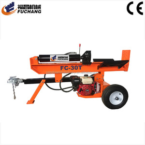 Factory Price Cheap Wood Log Processor Splitter